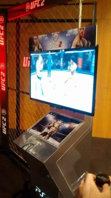Cultura Geek UFC 2 Evento 7