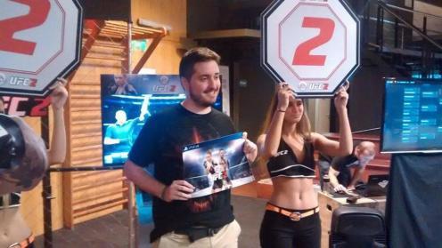 Cultura Geek UFC 2 Evento 8