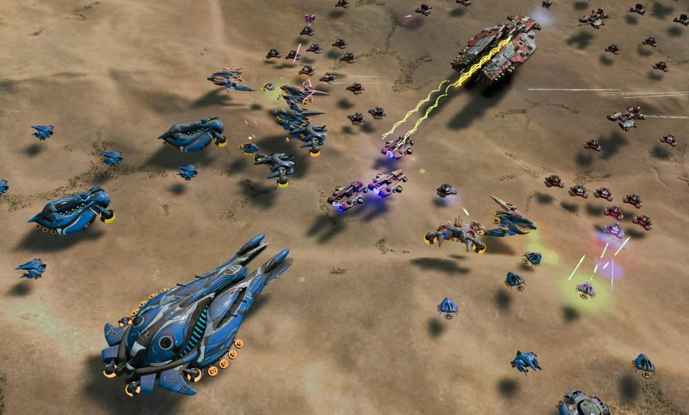 Cultura Geek Ashes of the Singularity Review 3