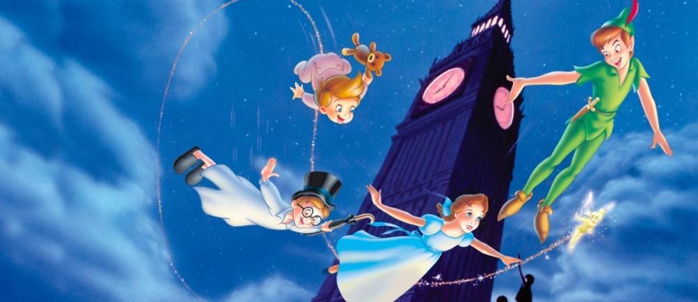 Cultura Geek Peter Pan Reboot 1