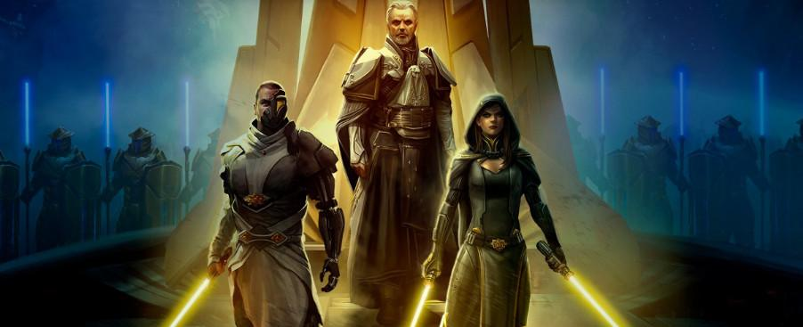 Cultura Geek Star Wars Visions in the Dark 3