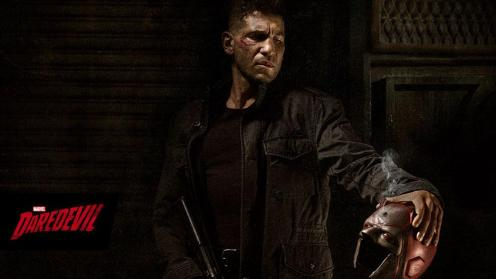 The Punisher Daredevil www.culturageek.com.ar