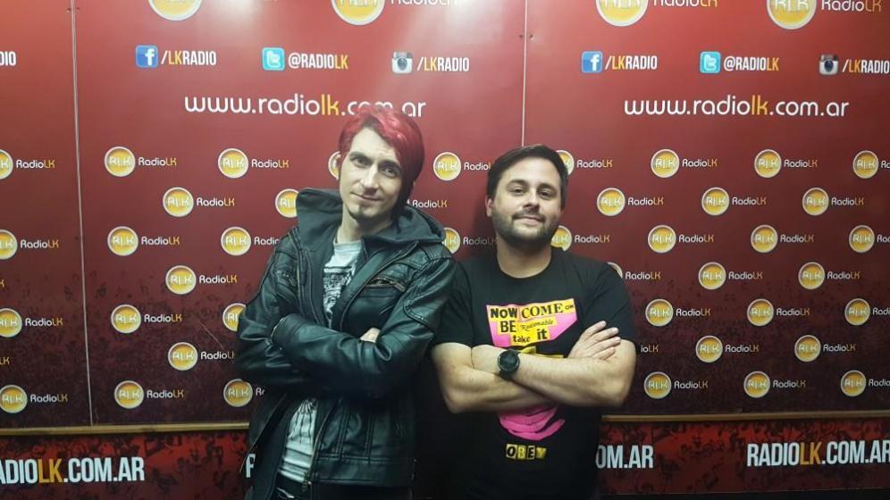 Cultura Geek con Magnus Mefisto Augusto Finocchiaro gamer24