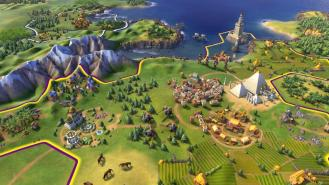 Cultura Geek Civilization VI Anuncio 3