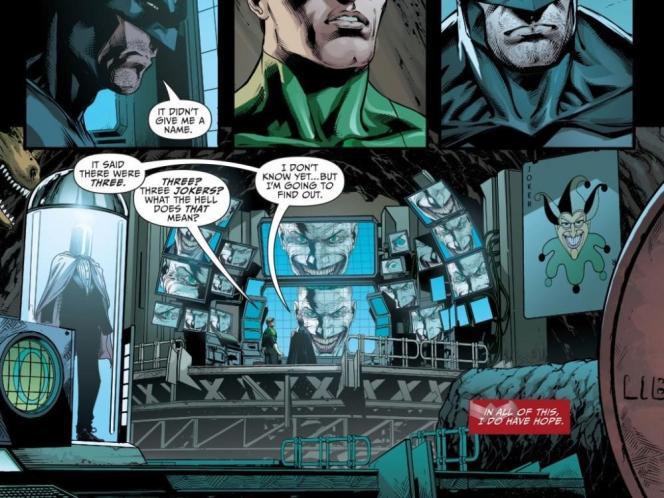 DC Rebirth d