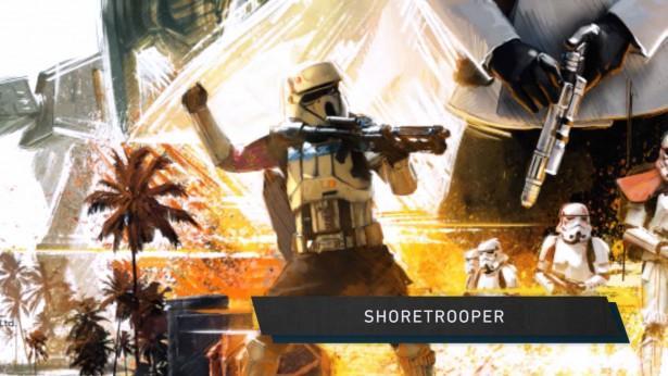 stormtrooper nuevo star wars