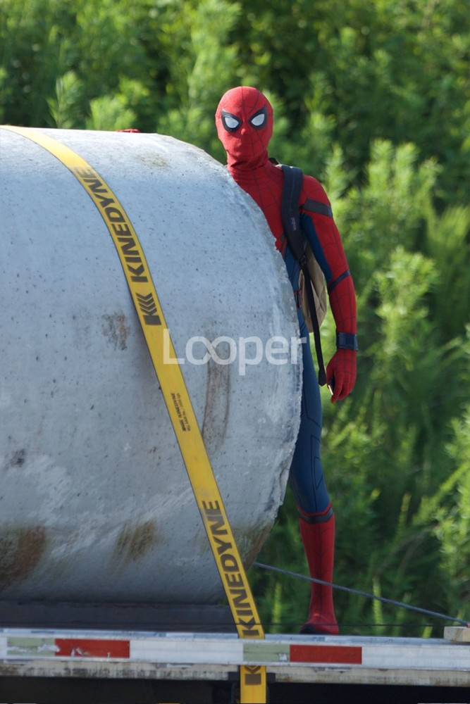 Spider-Man Homecoming www.culturageek.com.ar