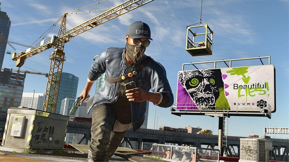 Cultura Geek Ubisoft E3 2016 Watch_Dogs 2