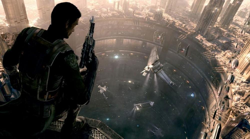 Cultura Geek Star Wars Visceral Games 1