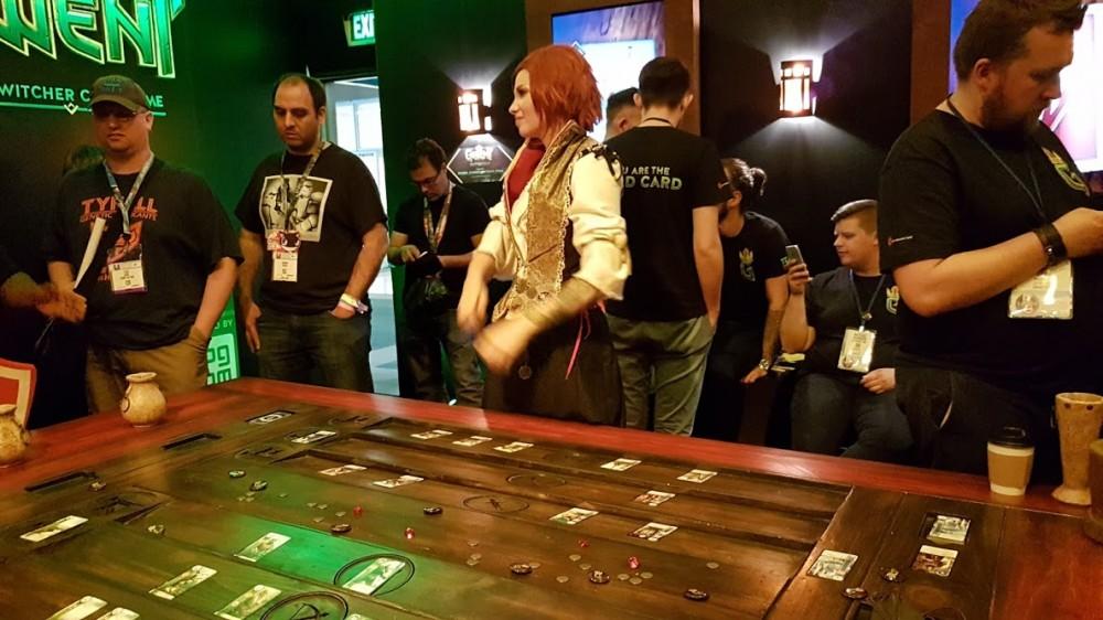 Cultura Geek Microsoft E3 2016 Gwent