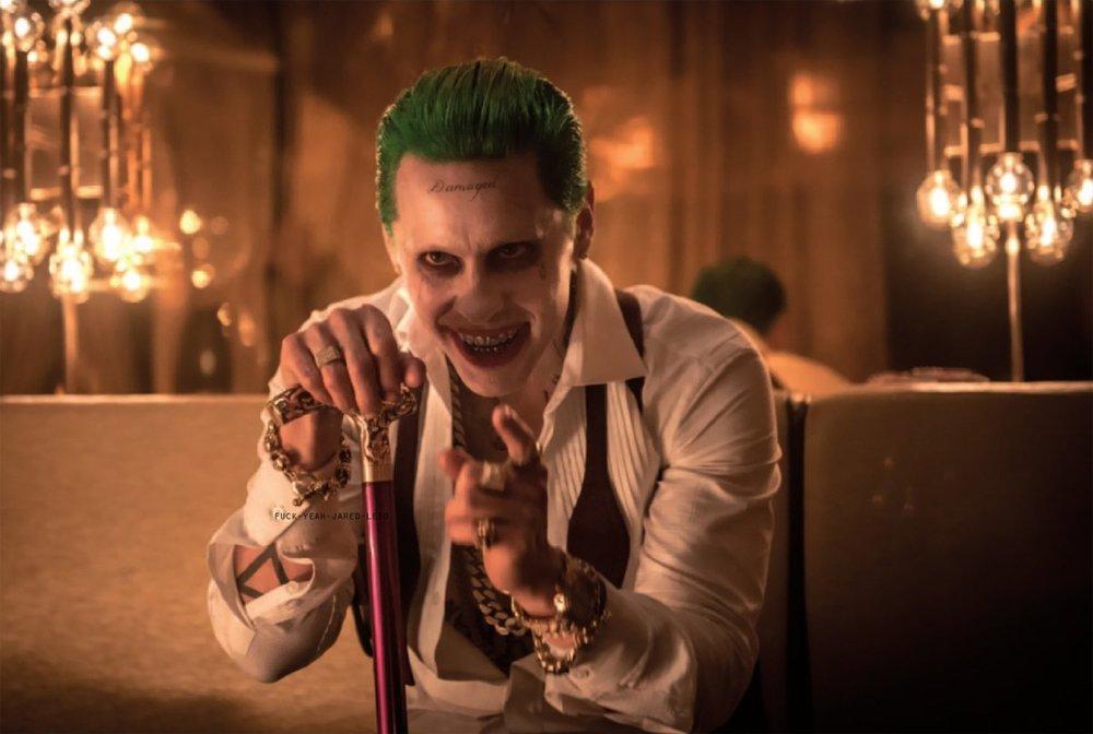 Suicide Squad: nuevas imágenes del Joker - Cultura Geek