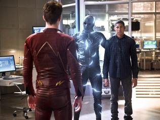 the flash cultura geek