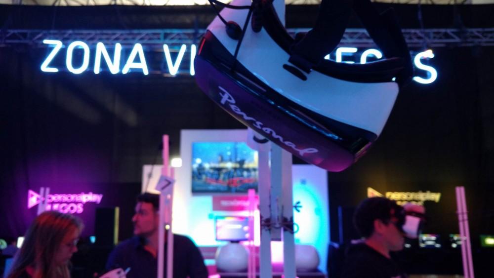 www.culturageek.com.ar Desafio Gamer Realidad Virtual Tecnópolis 3