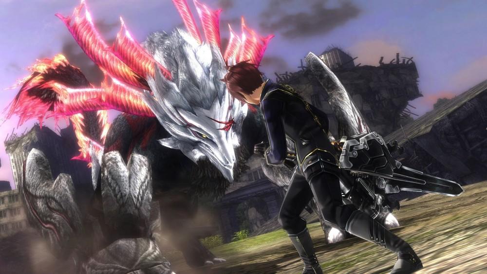 God Eater 2: Rage Burst ya está disponible - Cultura Geek