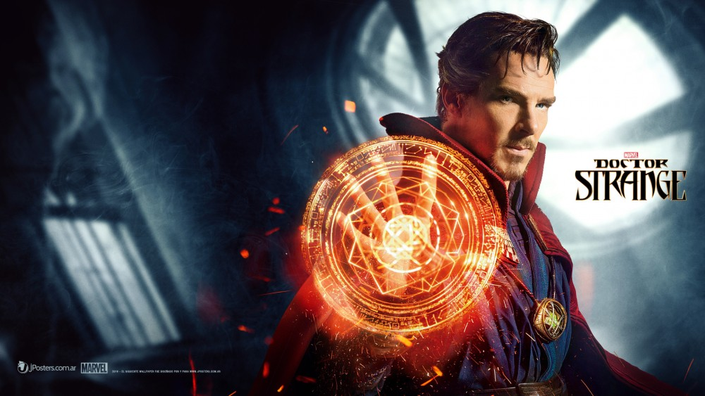 Doctor Strange - www.culturageek.com.ar