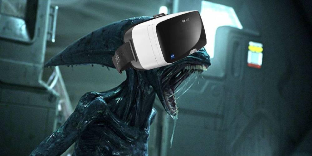 Alien Covenant VR culturageek.com.ar