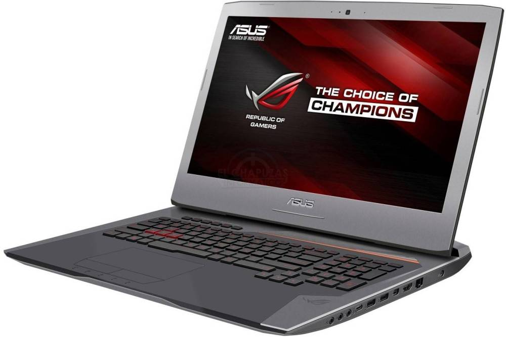 www.culturageek.com.ar Review ASUS ROG G752Y laptop gamer 1