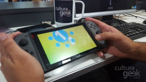 culturageek.com.ar guillermo tomoyose nintendo switch switch