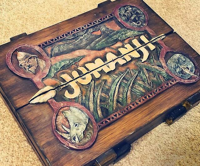 Anuncian fecha de estreno de la secuela de 'Jumanji'