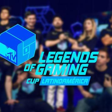MTV Legends of Gaming Latinoamerica Lyna Fran MG www.culturageek.com.ar