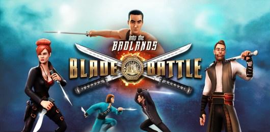 Blade Battle - www.culturageek,com.ar