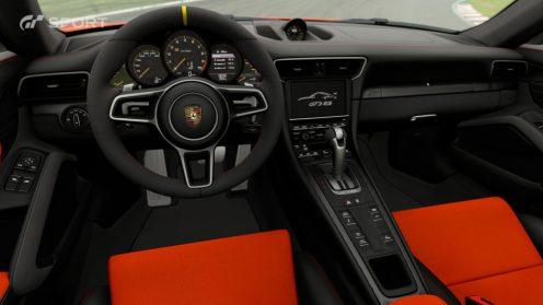 Culturageek.com.ar Gran Turismo Sport Porsche 4