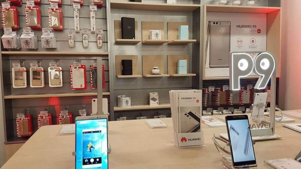 5f2bc0c6ff6 Huawei tiene su propio local exclusivo en Buenos Aires, Argentina, donde  ofrece soluciones integrales a los usuarios. Este local, ubicado en Avenida  Córdoba ...