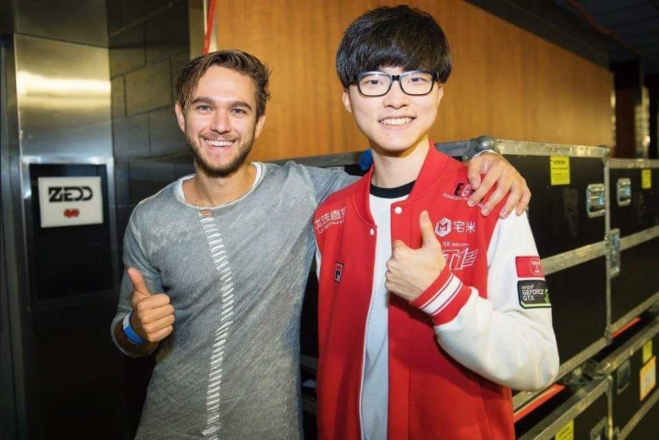 Faker corea del sur esports www.culturageek.com.ar