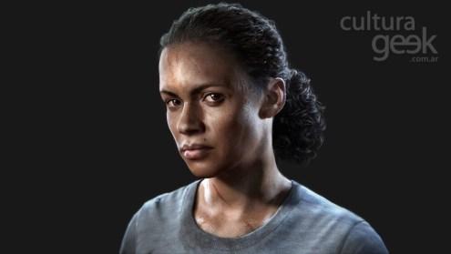 UTLL-Launch-Portrait_Nadine, uncharted, culturageek.com.ar