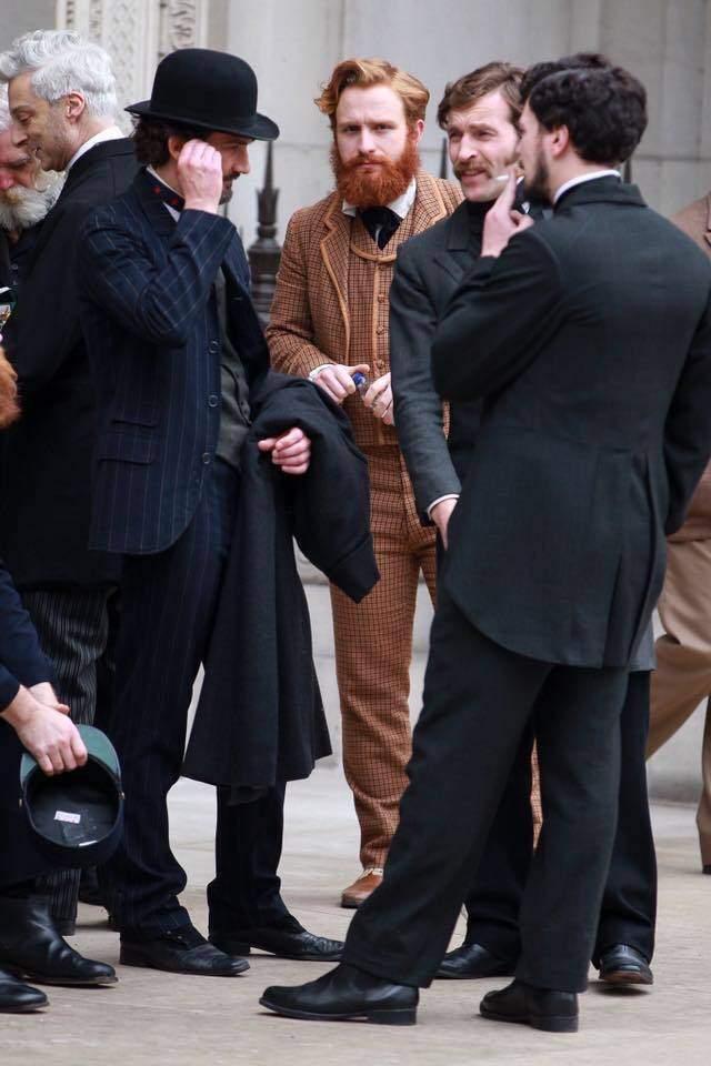The Current War: nuevo tráiler con Benedict Cumberbatch como