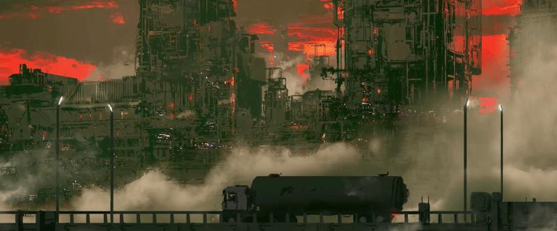 CulturaGeek.Com.Ar Blade Runner Anime 6