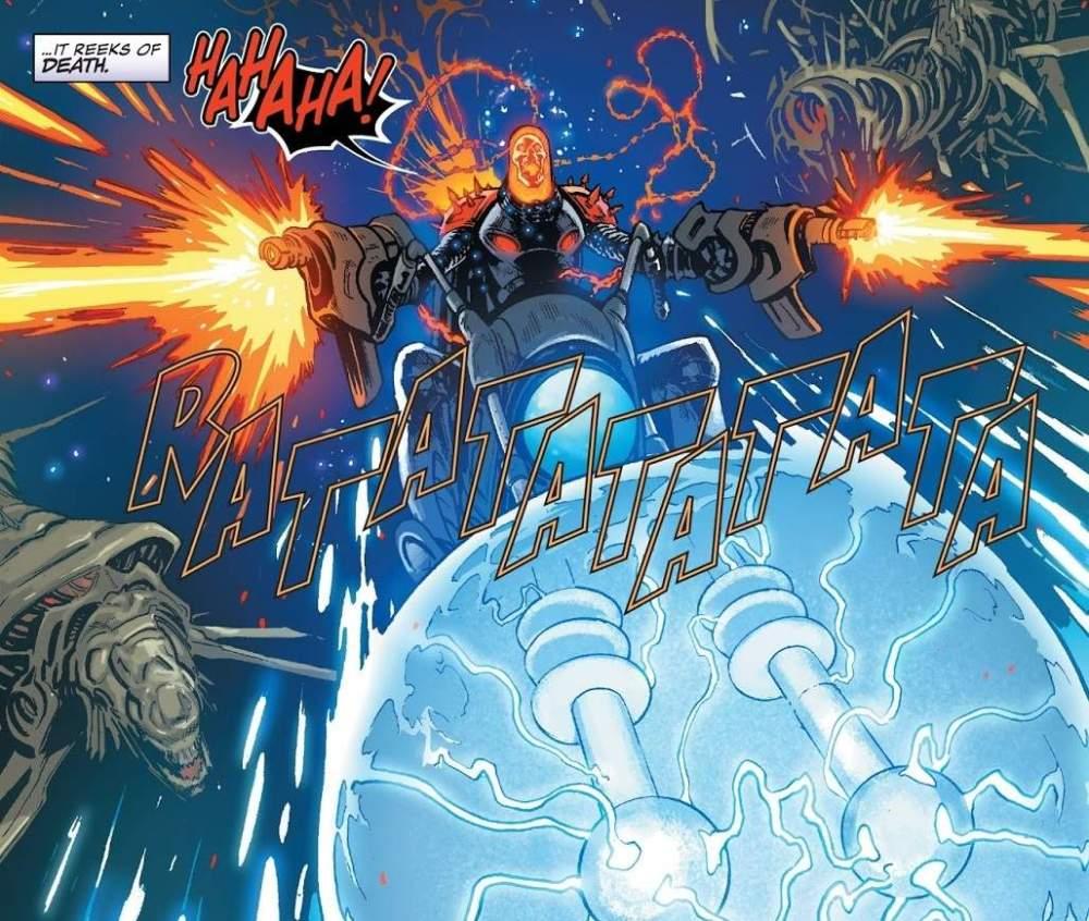 Marvel presenta al nuevo Ghost Rider - Cultura Geek