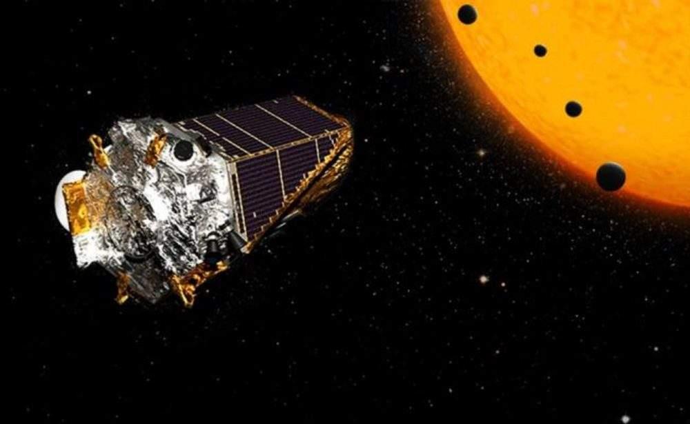 La NASA anuncia descubrimiento de Octavo Planeta