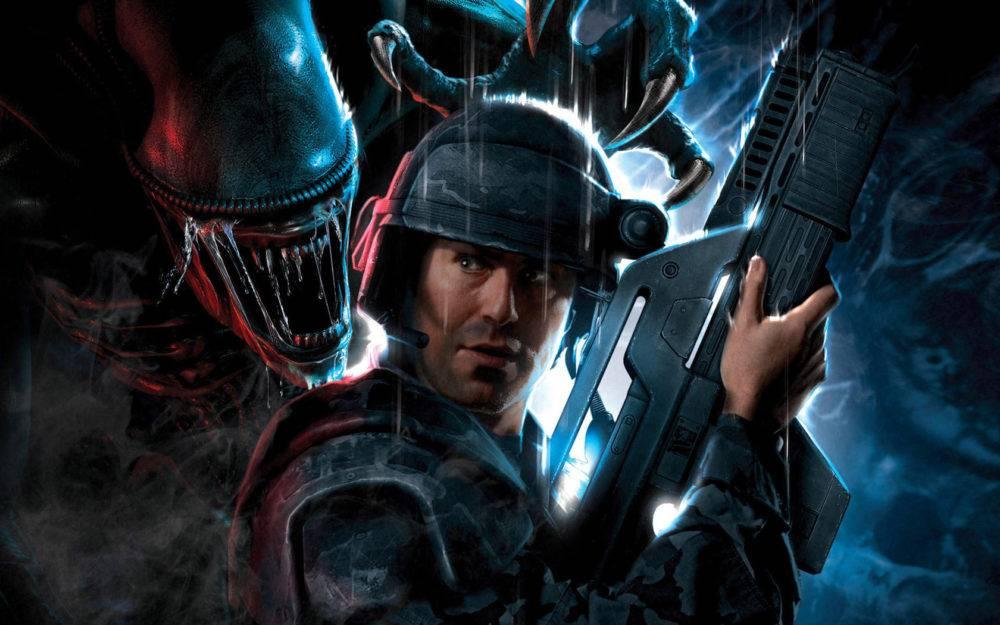 Juego de Alien en desarrollo por Cold Iron Studios
