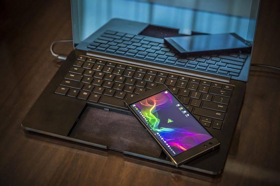 Razer construye una casita para tu teléfono que es una laptop