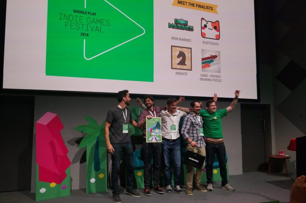 Google Indie Game Festival Un Chileno Y Dos Argentinos Los Juegos