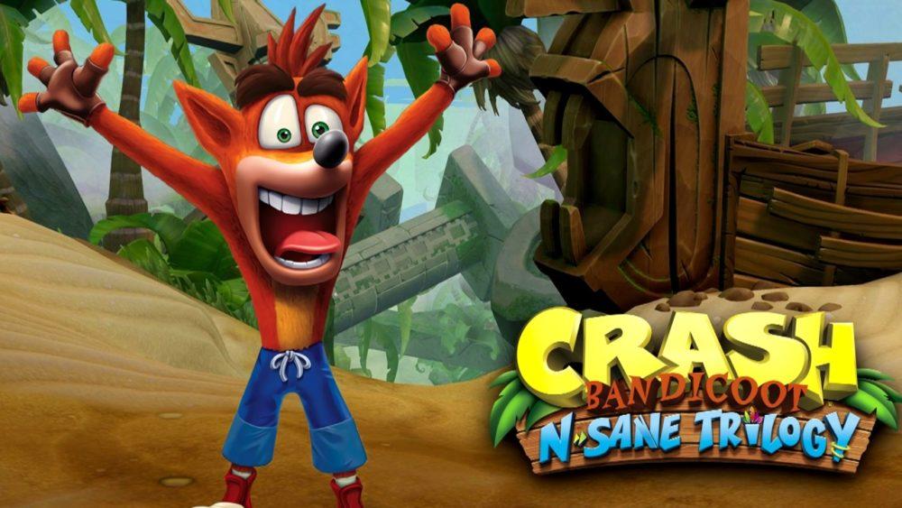 Crash Bandicoot Preparan Nuevo Juego Para 2019 Y El Debut En Switch