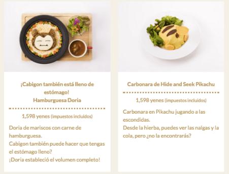 The Pokemon Cafe - www.culturageek.com.ar