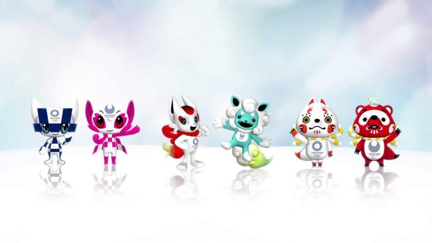 Tokio 2020 Los Juegos Olimpicos Y Paralimpicos Tendran Mascotas