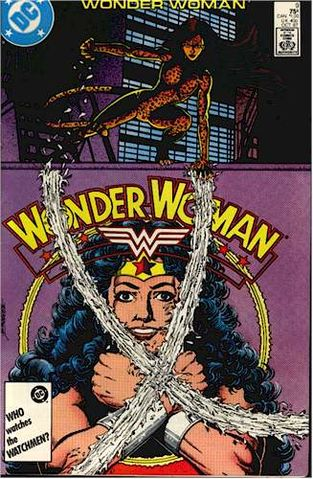 Wonder Woman Vol 2 9 1987