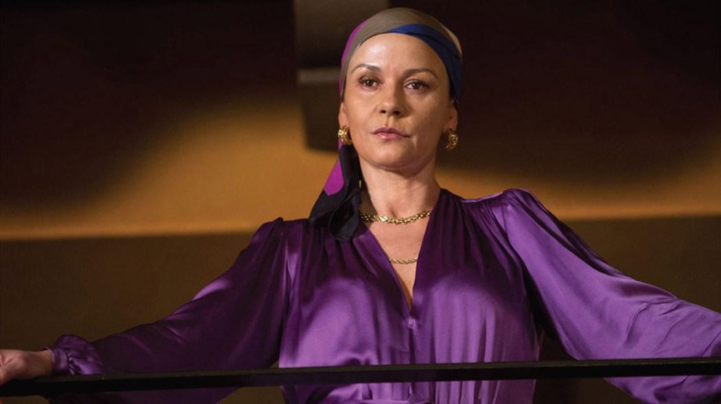 Su rol como la reina de la cocaína — Catherine Zeta-Jones