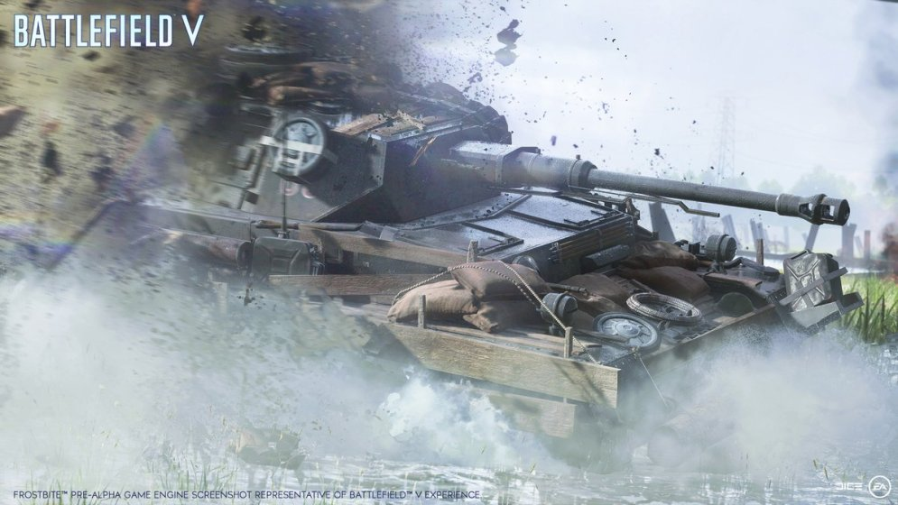 Battlefield V www.culturageek.com.ar