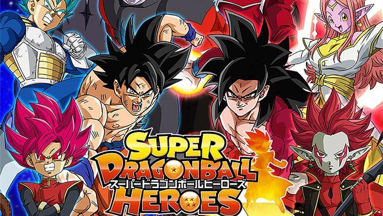 Dragon Ball Heroes Nuevo Triler Adelanta La Pelea Entre