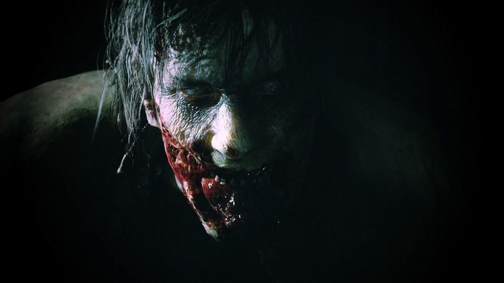 t-virus zombie