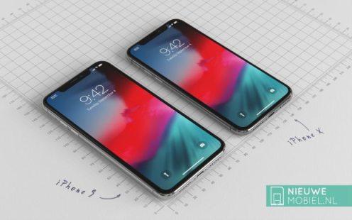 Culturageek.com.ar - Apple iPhone X 2018 iPhone 9 iPhone X Plus 03