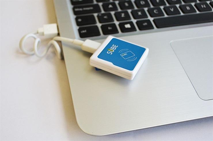 Un accesorio USB permite cargar la SUBE en casa