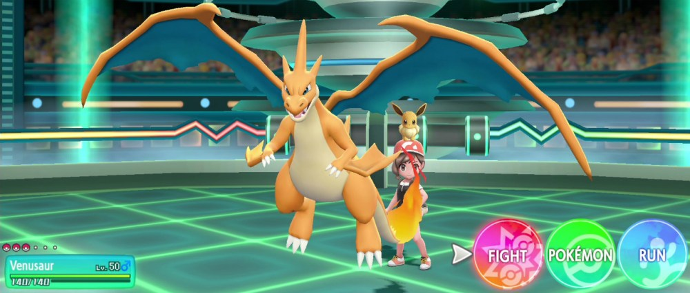 Pokemon Llegan Las Megaevoluciones A Let S Go Pikachu Y Let S Go