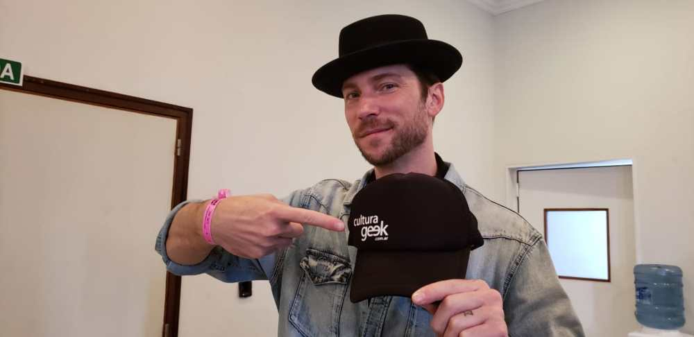 troy baker ags 2018