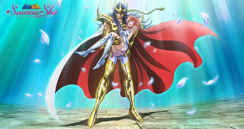 Las guerreras de Athena protagonizarán la nueva serie de los