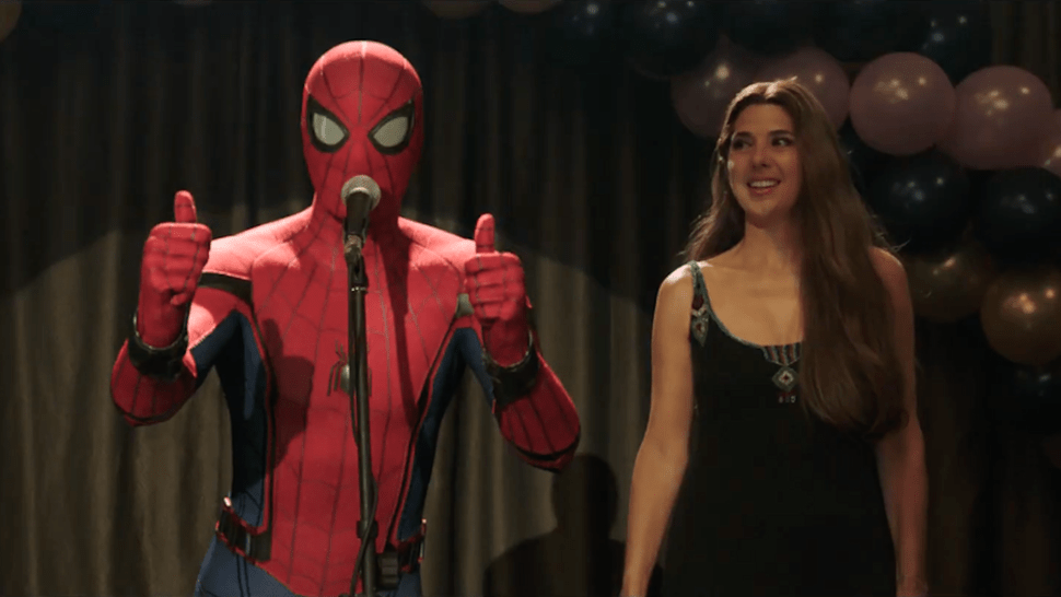 Spider Man: Far from Home confunde a los fans